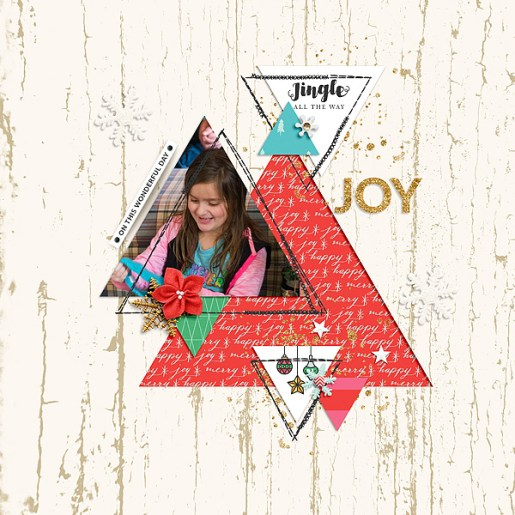 Joyous Bundle by Sahin Designs November 2015 Layout Templates by Sahin Designs