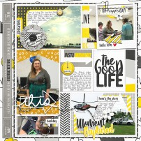 Ready-To-Go 12 x 12 Pocket Page Templates Weeks 14-17 - Storyteller May 2016 Add-on
