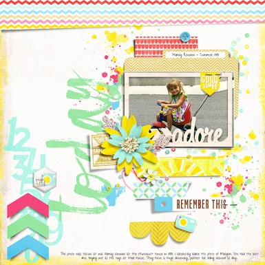 Storyteller 2016 Sketched Templates April Add-on by Just Jaimee Storyteller 2016 April Collection by Just Jaimee