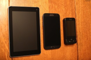 My Mobile Devices Over the Years © Andor (1)