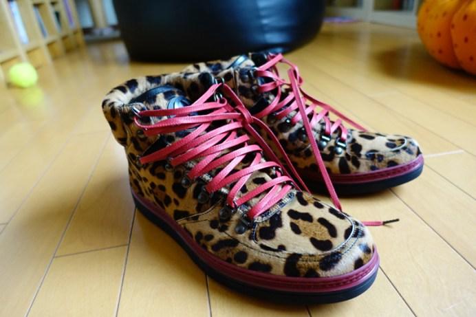 gucci sneaker shoes repard グッチ 靴 シューズ スニーカー レパード 豹