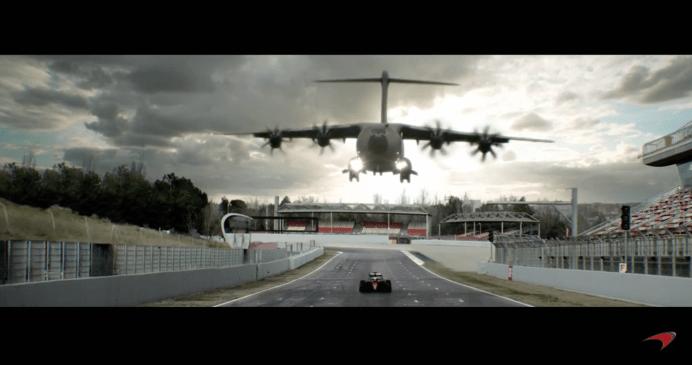 McLaren F1 MP4-31 fast&furious movie ワイルド・スピード スカイミッション マクラーレン 動画