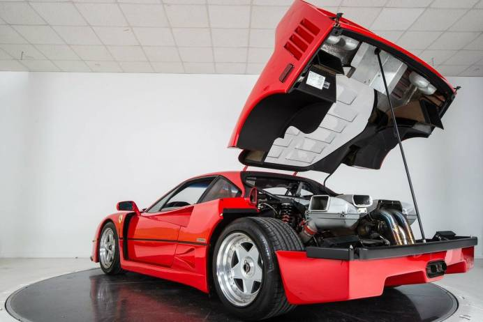 Ferrari F40 for sale5