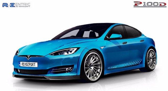 RevoZport-Tesla