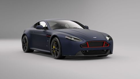Aston Martin Vantage Red Bull Racing Editions -18