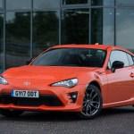 トヨタがイギリスで86限定モデル「オレンジエディション」追加。GT Solar Orange Limited同様の装備