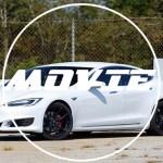 テスラ・モデルS P100Dのゼロヨン最速記録更新。軽量化によって「最速」ゲット