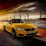 BMWがM4カブリオレに「30周年記念モデル」発表。ボディカラーはイエローとブルー