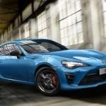 英国専用「トヨタ86 クラブシリーズ・ブルー・エディション」が限定で追加。ブレンボ装備