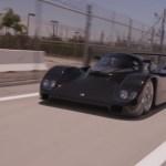 【動画】日本の企画で6台のみ製造された「シュパン・ポルシェ962CR」。最後の個体が初めて走ることに