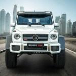 わずか10台、メルセデス・ベンツG500の豪華コンプリートカー「ブラバス700 4x4²ファイナル・エディション」が2700万円で登場