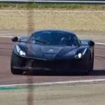 フェラーリの新型ハイブリッドモデル