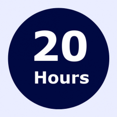 20 hour intensive driving course