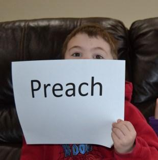 Joyful Preaching 1