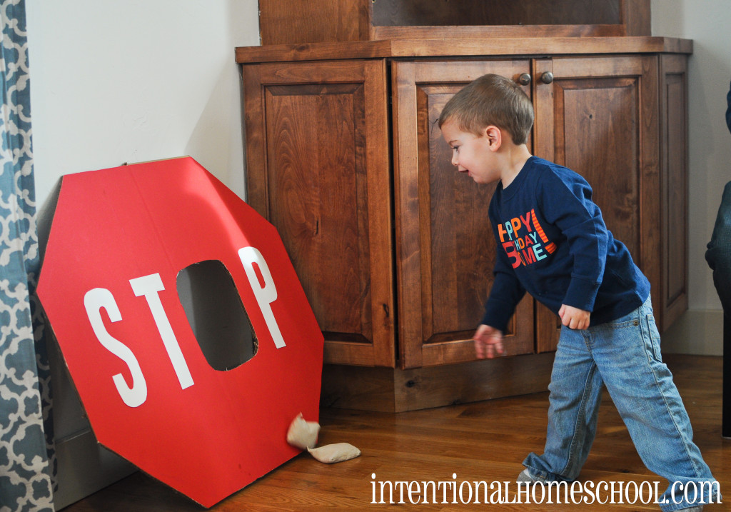 A Boy Turns 2 We Throw A Themed Birthday Party Intentional Homeschool