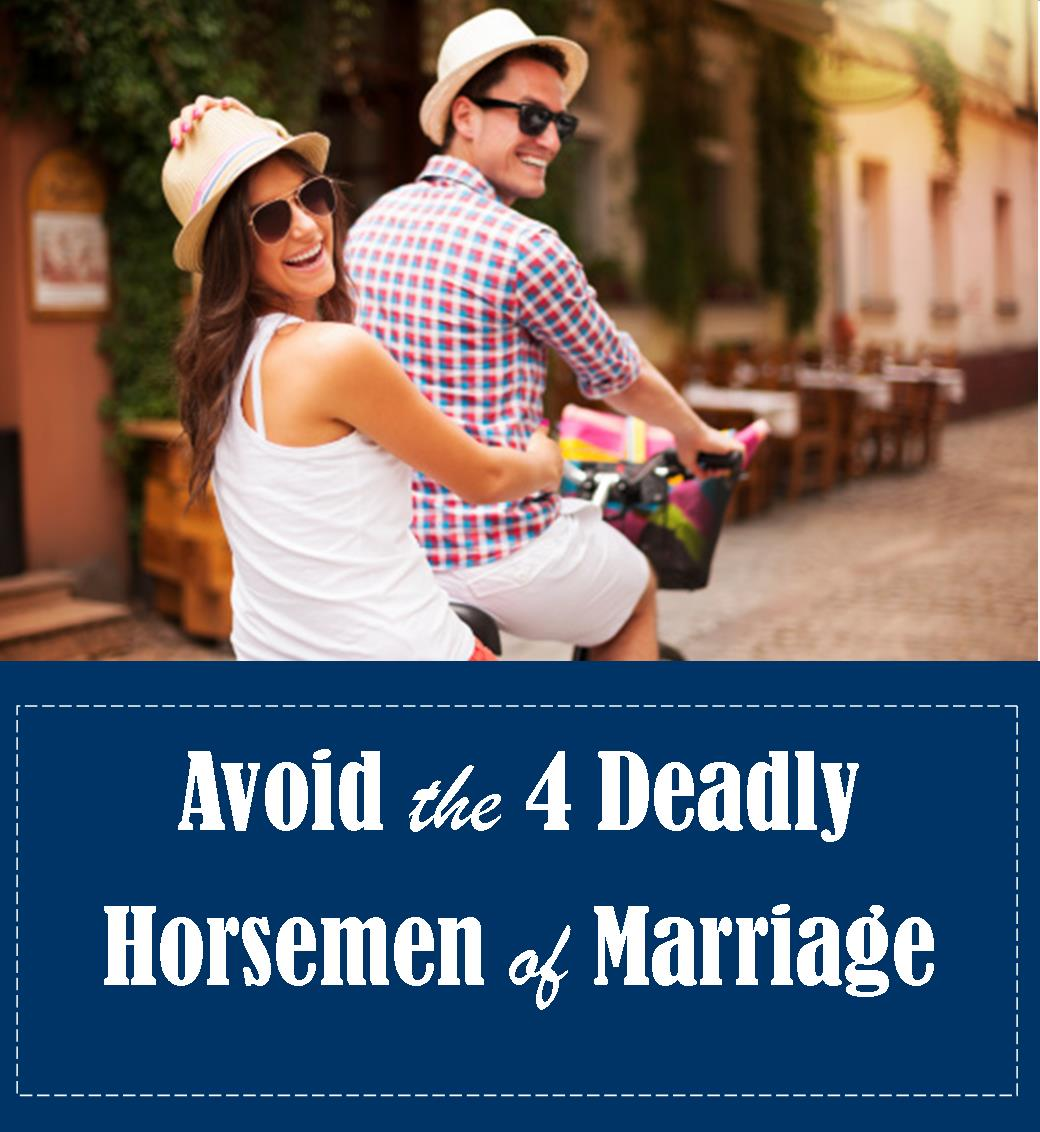 Avoid The 4 Deadly Horsemen Of Marriage Ep 8
