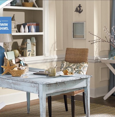 HGTV Costal Cool Collection by Sherwin Williams