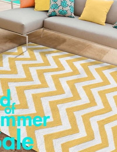 End of summer sale from The Rug Market