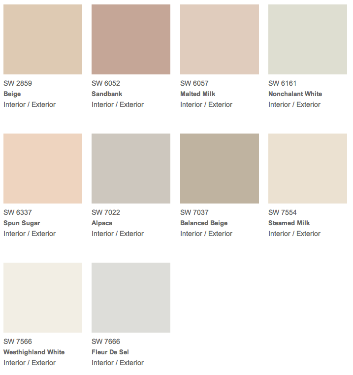 Sherwin-Williams 2014 Color Forecast, Diaphanous