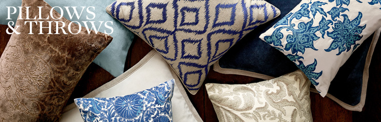 Pillows from Williams-Sonoma Home
