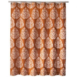 Target.com.  Mudhut Hope Shower Curtain.