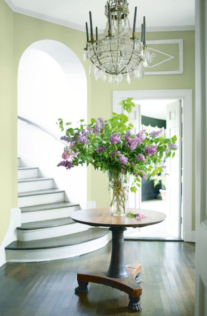 Benjamin Moore Foyer, Guilford Green