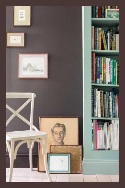 Farrow and Ball Tanner's Brown No. 255 2015 Key Colours
