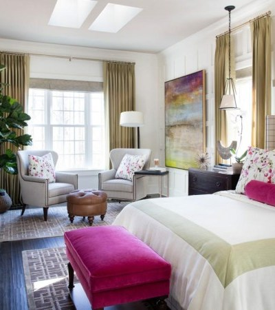 2016 HGTV Smart Home Paint Colors, 2016 HGTV Smart Home Master Bedroom, Sherwin-Williams Dover White SW6385