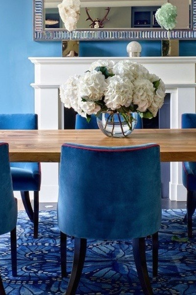 Style Guide: 5 Awesome Dining Chairs