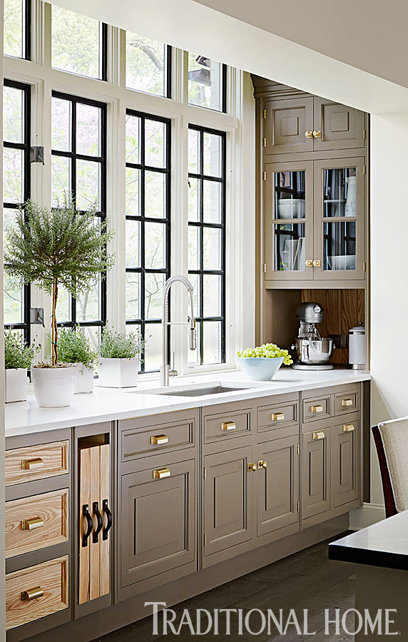2018 Decorating Trends, gold home decor,