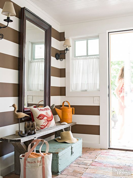 Brown and White Color Palette