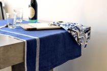 laundered-linen-navy-runner
