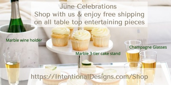 marble serving pieces, entertaining