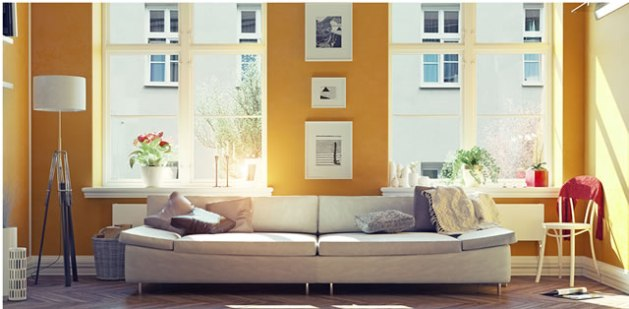 Just for Fun: 3 Yellow Paint Colors - IntentionalDesigns.com