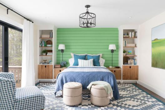 paint colors 2017 diy network ultimate retreat, decorate with blue