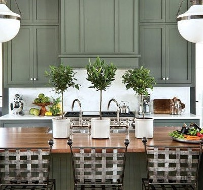 Nashville Home, 2013 Southern Living Idea House, farmhouse kitchen