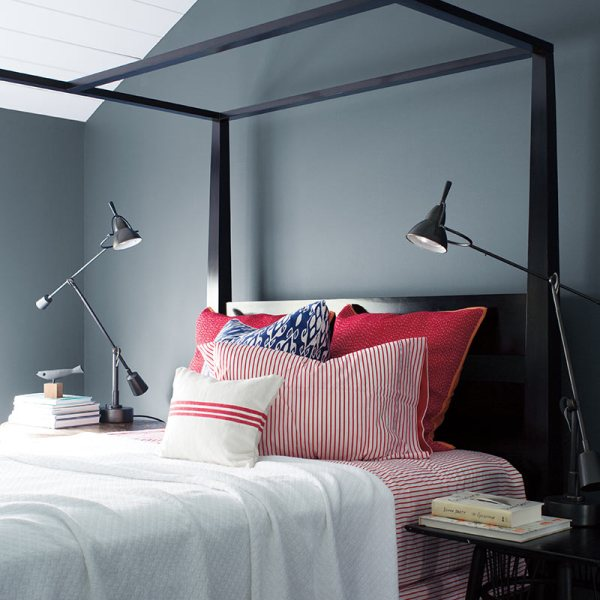 Benjamin Moore Color Trends 2018, 4 poster beds