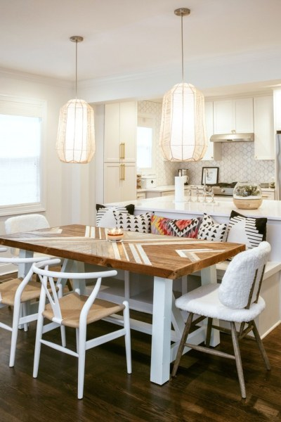 Are you ready to change-up your home decorating style?