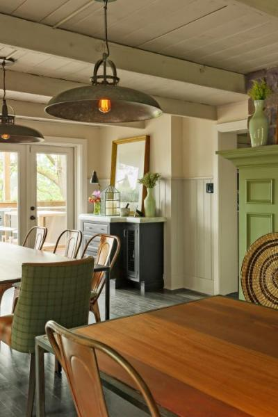Visit 3 Food Network Stars Dining Rooms