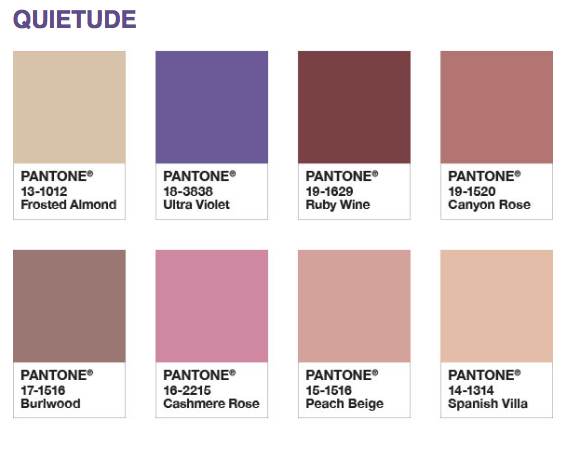 Ultra Violet, 2018 Pantone Color of the Year