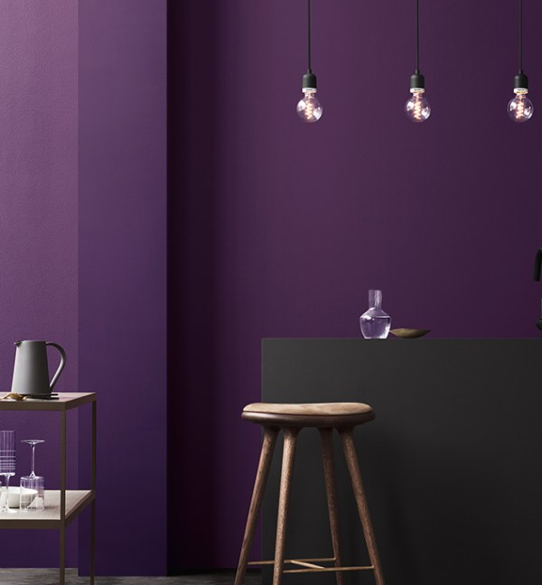 2018 paint colors, Ultra Violet, 2018 Pantone Color of the Year