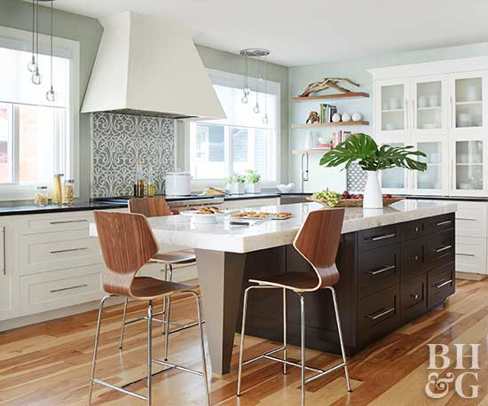 5 White Kitchens Just For The Fun Of It Intentionaldesigns Com