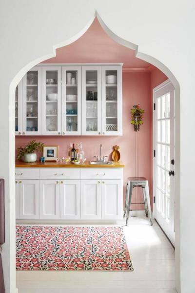 Stylish Storage in Blooming Color