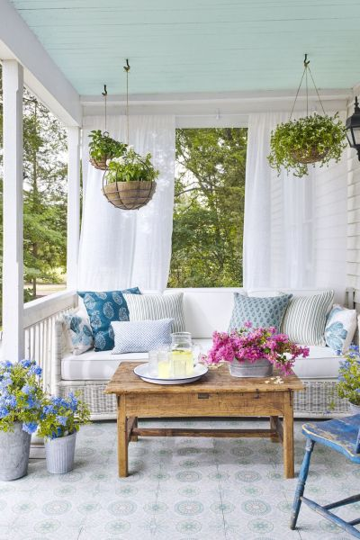 5 Summer Porch Designs!