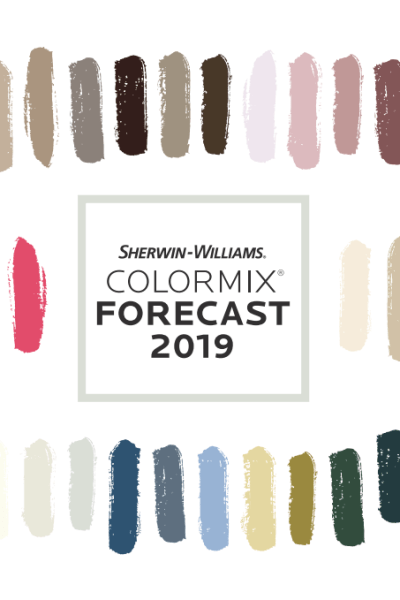 August 31, Colormix Forecast 2019