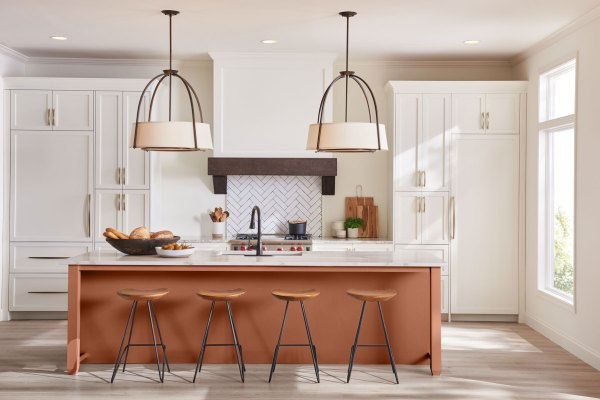 Kitchen Cabinetry, Cavern Clay