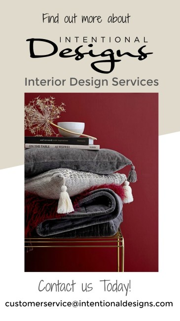 Intentional Designs, Inc. Interior Design Services