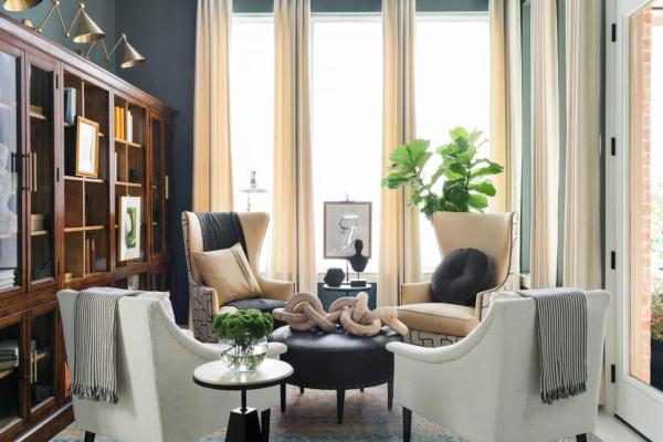 HGTV Smart Home 2019, Library