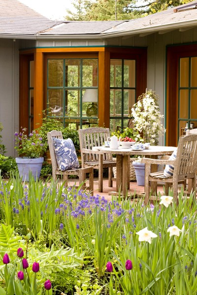 outdoor spaces, patio, summer entertaining