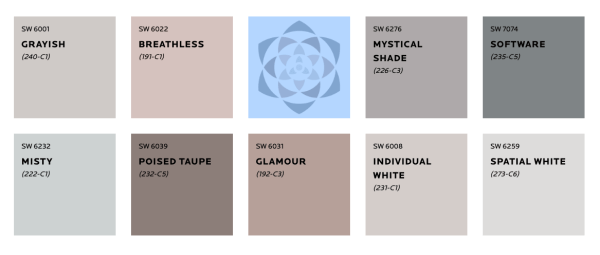 Mantra 2020 Color Forecast